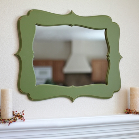 16x20 Mirror Frame Combo