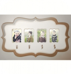 Coat Hook Frames