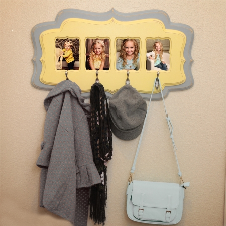 5x7s Strata Coat Hook Frame